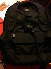 Lowepro camera / laptop bag