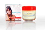 Natural beauty cream for a marvelous young skin