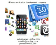 Iphone application service in Canada