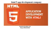 Html5 Application Development company